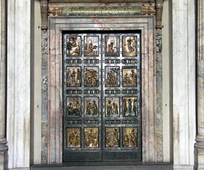 La parrocchia - Apertura porta di roma ...
